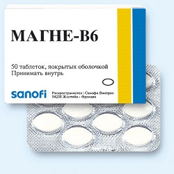 magne b6 cu varicoză